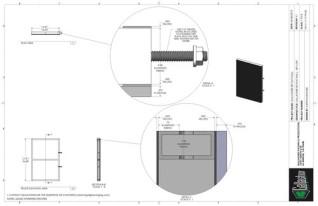 Set Flat - 2ft x 3ft Set Flat Wall