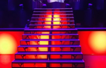 Translucent P95 Stair Unit