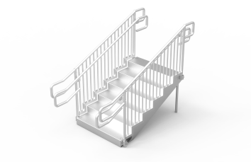 ADA Stage Stair