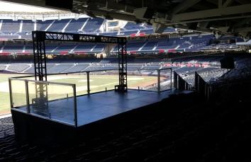 Stadium VIP Viewing Platform