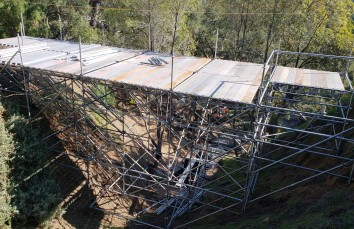 Ring Scaffold Bridge
