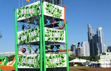 Ring Scaffold Tower Slime Fest