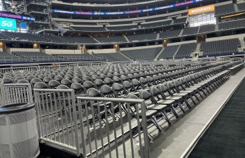 Audience Seating in Dallas